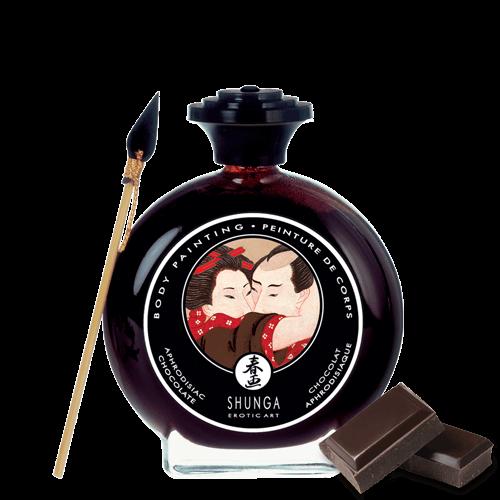 Shunga | słodka farbka ~ czekoladowa