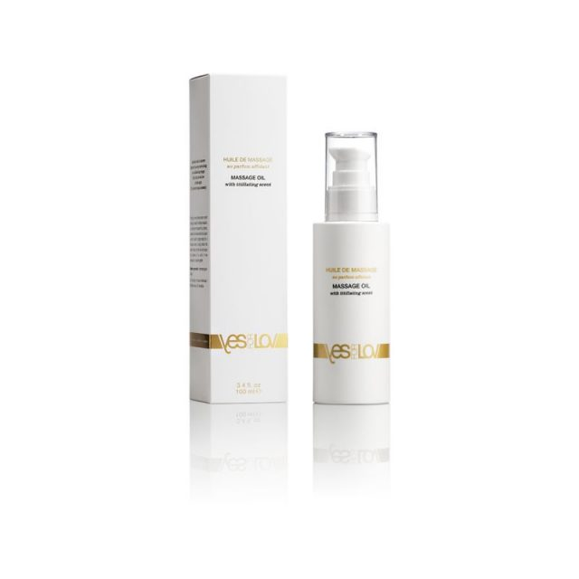 YESforLOV | Luksusowy olejek do masażu ~ aromat podniecający